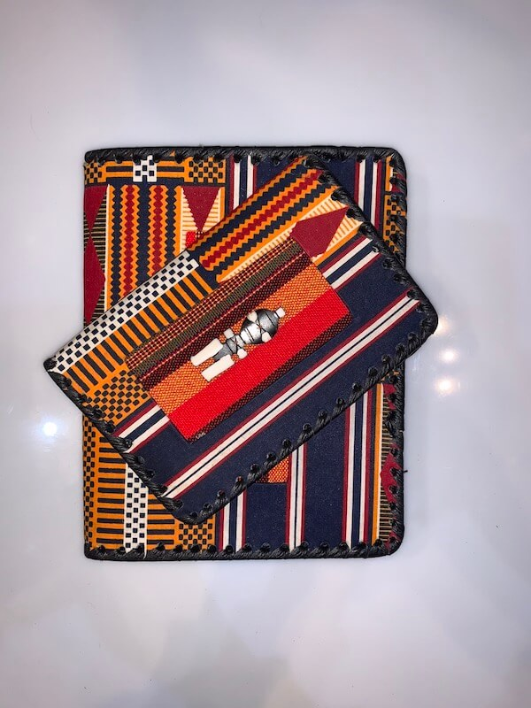 African Style Note Pad