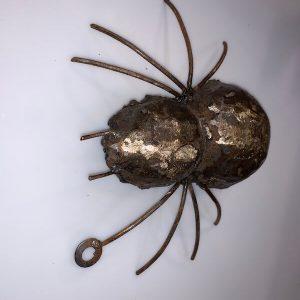 Metal Spiders